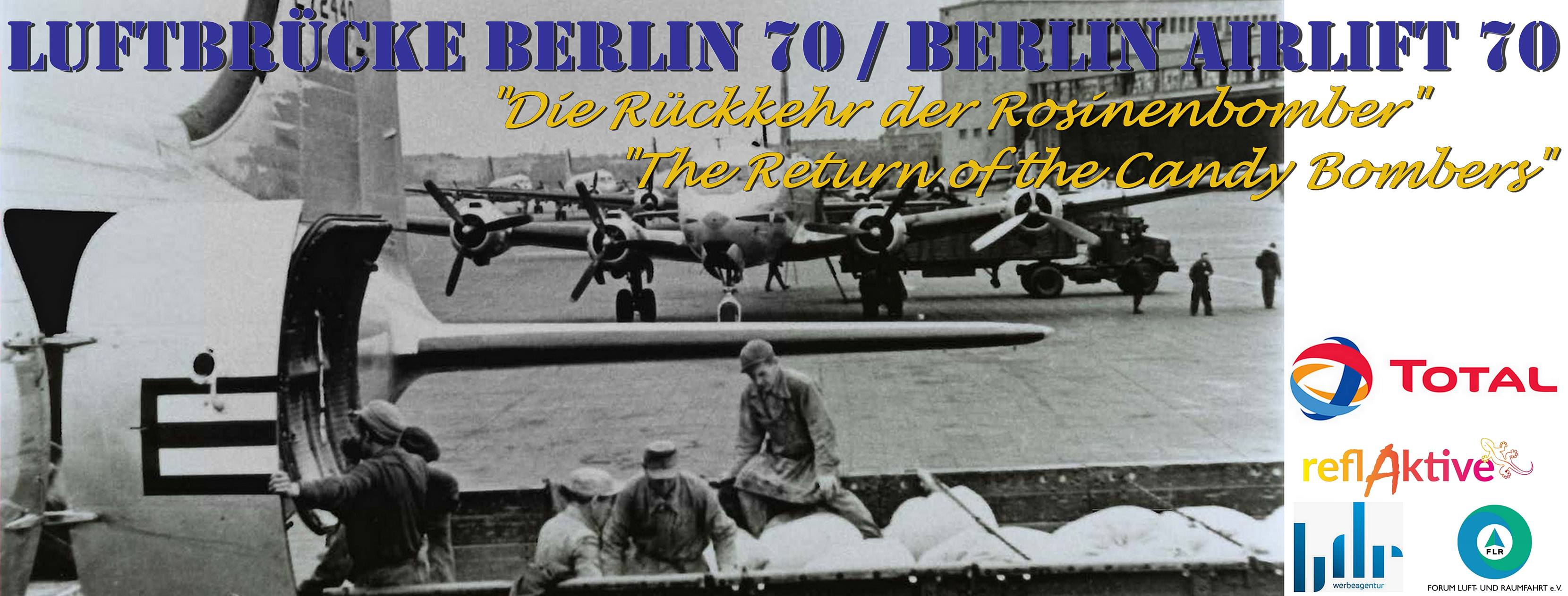 Berlin Airlift 70th | D-Day Squadron